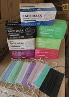 Used FACE MASKS 7DIFFERENT COLOR CAN ORDER🎉 in Dubai, UAE