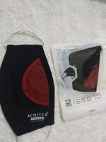 Used Mask 6 pcs // in Dubai, UAE