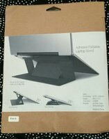 Used Invisible Folding Bracket Black in Dubai, UAE