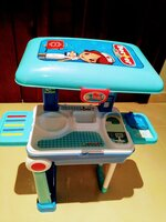 Used Doctor set with baby iteam in Dubai, UAE