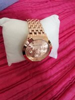 Used Michael Kors Watch Rose Gold in Dubai, UAE