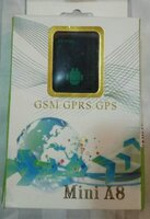 Used Mini A8 GPS Tacker in Dubai, UAE