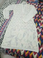 Used Fully embroidered new in Dubai, UAE