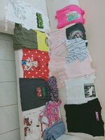 Used Bundle of clothes for 9-10 yrs old girl in Dubai, UAE