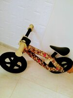 Used 💗Chillafish BMXie Balance Bike in Dubai, UAE