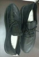 Used Mens Shoes Black in Dubai, UAE