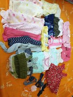 Used Bundle baby clothes 6 to 9 years old in Dubai, UAE