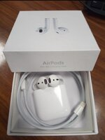 Used AIRPODS GEN1 PACKED BOX WITH APPLE LOGO in Dubai, UAE