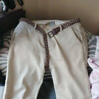 Used Trouser 31 with belt in Dubai, UAE