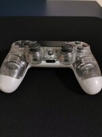 Used PS4 CONTROLLER CRYSTAL ORIGINAL in Dubai, UAE