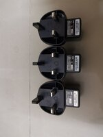 Used 3pcs original Huawei adapter never used in Dubai, UAE