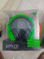 Used Original Razer Kraken wired headset New in Dubai, UAE