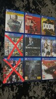 Used 7 Ps4 Games for sale in Dubai, UAE