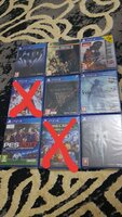 Used 7 brand new Sealed Pack Ps4 Games in Dubai, UAE