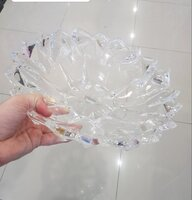 Used Elegant big fruit plate tray in Dubai, UAE