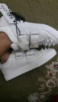 Used Mini Thunder white shoes for kids in Dubai, UAE