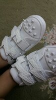 Used Thunder white shoes for ur kid size:29 in Dubai, UAE