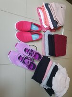 Used Bundle clothes and shoes in Dubai, UAE