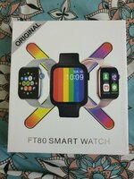 Used FT 80 SMART WATCH in Dubai, UAE