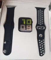 Used T55 smart watch best series 5 get in Dubai, UAE