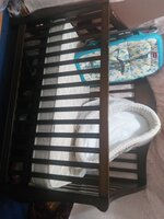 Used Baby's cot and accessories in Dubai, UAE