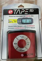 Used BrandNew:Etape16 digital measuring Tape in Dubai, UAE