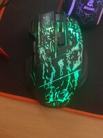 Used Gaming new mouse with side buttons in Dubai, UAE