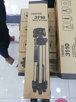 Used Camera Tripod plus slefie stand in Dubai, UAE