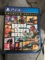 Used GTA - PS4 - Perfect Condition in Dubai, UAE