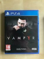 Used Vampyr - PS4 - As New in Dubai, UAE