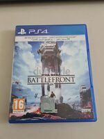 Used Star Wars Battlefront - PS4 - As New in Dubai, UAE