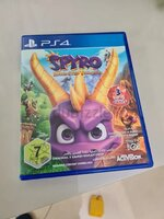 Used Spyro Trilogy - PS4 - As New in Dubai, UAE