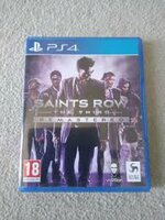 Used Saints Row Third Remastered PS4 - As New in Dubai, UAE
