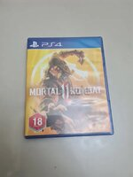 Used Mortal Kombat 11 - PS4 - As New in Dubai, UAE