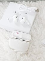 Used For iPhone android phone AIRPOD WHITE in Dubai, UAE