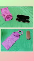 Used Pen bag and garbage pouch in Dubai, UAE