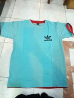 Used Adidas T-shirt Copy @ Affordable Price😁 in Dubai, UAE