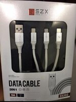 Used Offer : 3 in 1 cable in Dubai, UAE
