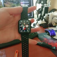 Used Watch 6 LE 2020 black holes in Dubai, UAE