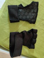 Used Workout Weight Lifting Gloves in Dubai, UAE