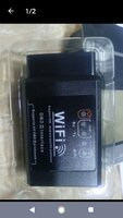 Used OBD2 WIFI IN BOX price is FIXED 👈 in Dubai, UAE