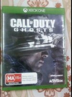 Used Call of duty ghosts xbox one in Dubai, UAE