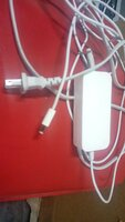 Used Apple 12v power adapter original in Dubai, UAE