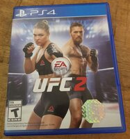 Used Ufc for PS4 in Dubai, UAE