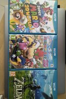 Used 3 Wii U games in Dubai, UAE