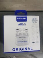 Used Air-3 haino teko Germany original in Dubai, UAE