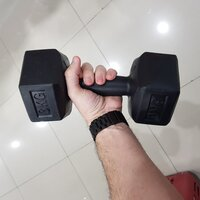 Used 3kg dumbles Two in Dubai, UAE