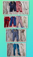 Used Bodysuits size 3-24 months in Dubai, UAE