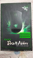 Used Orgnal:New:Razer Deathadder GamingMouse in Dubai, UAE