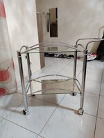 Used Table Tray with Wheels in Dubai, UAE
